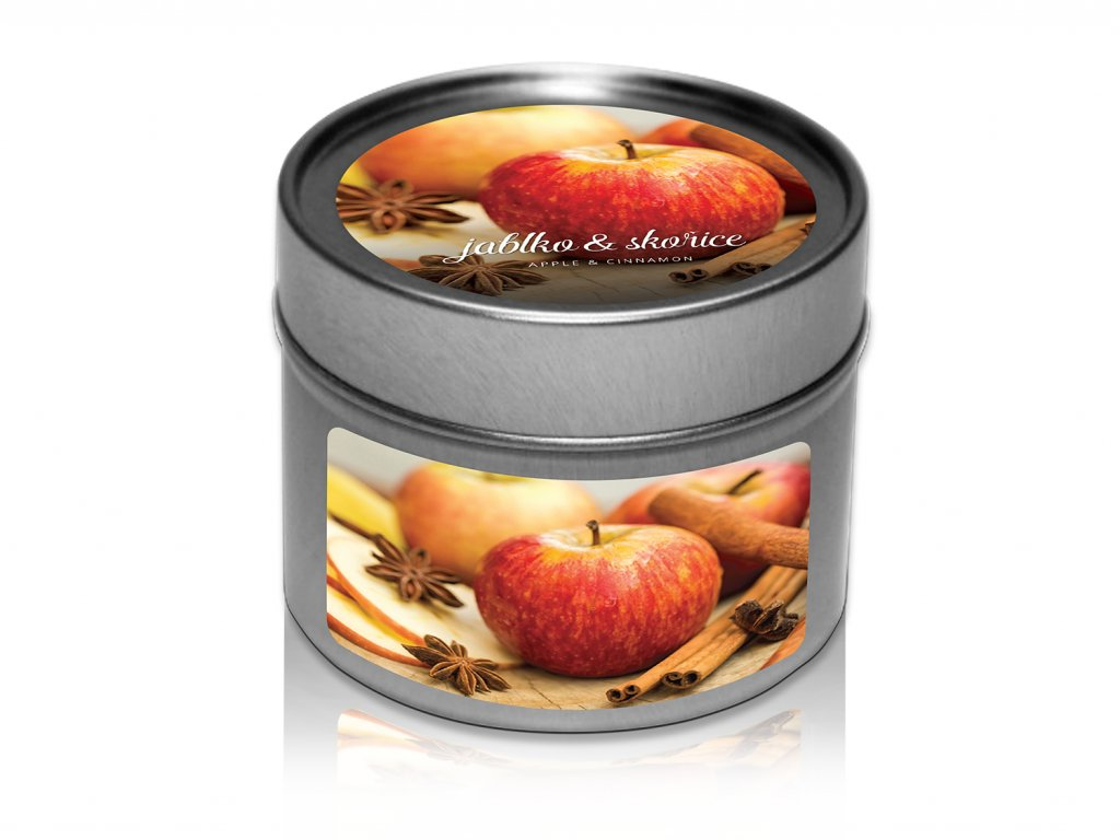 jcandles plechovka apple cinnamon