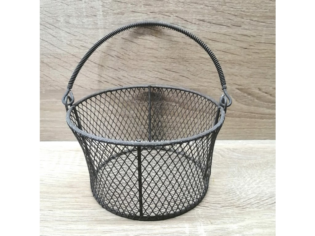 Drátěný košík