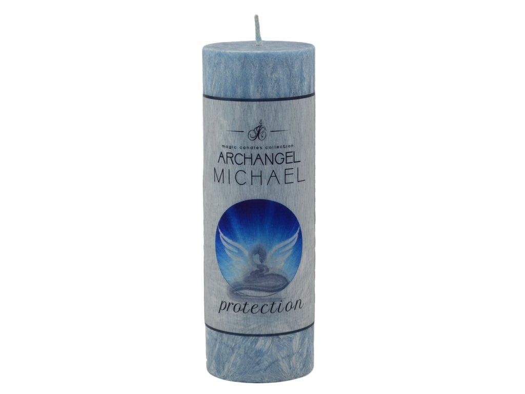 andělská svíčka dobra a naděje | Michael - ochrana
