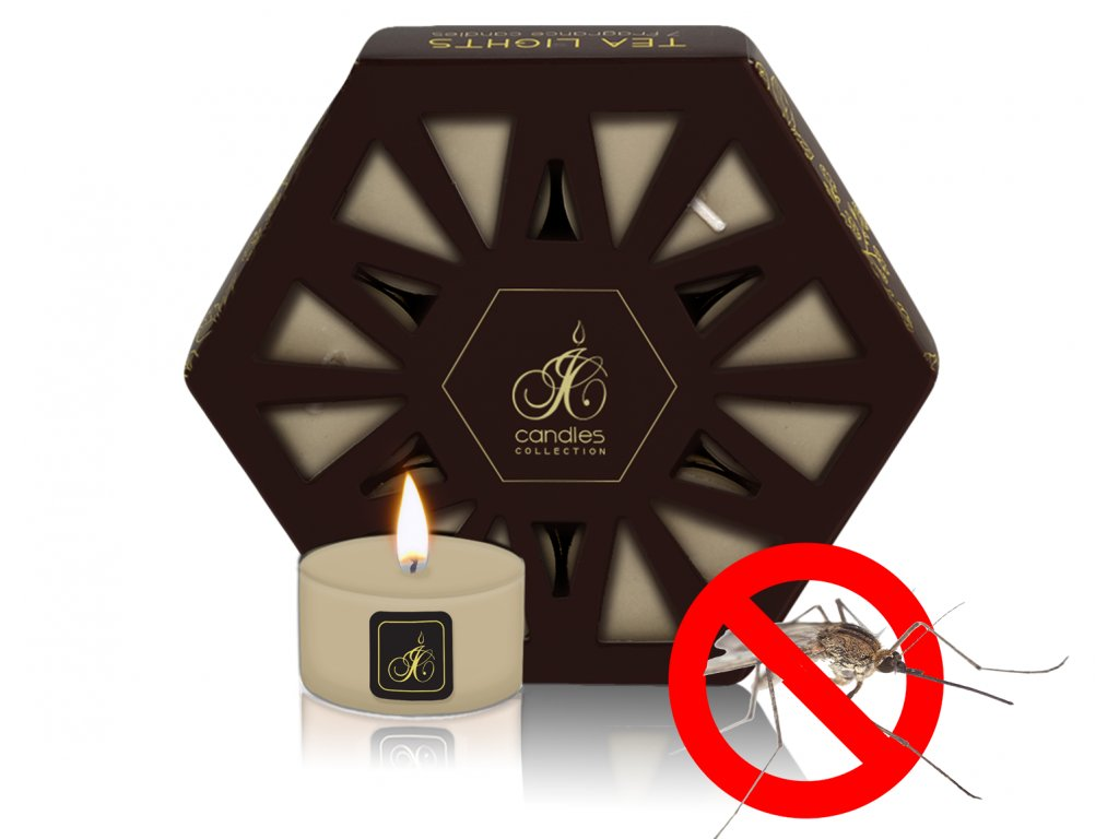 TEA LIGHT REPELLENT MOSQUITO REPELLENT