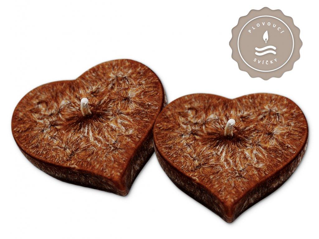 jcandles plovouci svicky christmas baked gingerbread