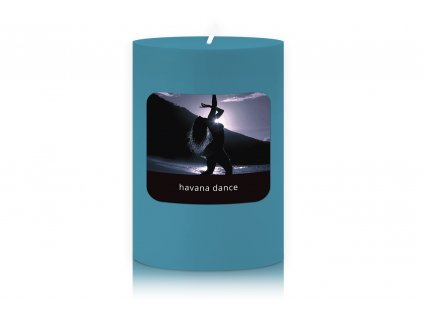 JCandles STOLNI SVICKA 0020 HAVANA DANCE