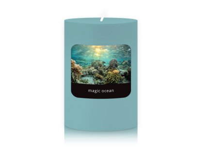 JCandles STOLNI SVICKA 0007 MAGIC OCEAN