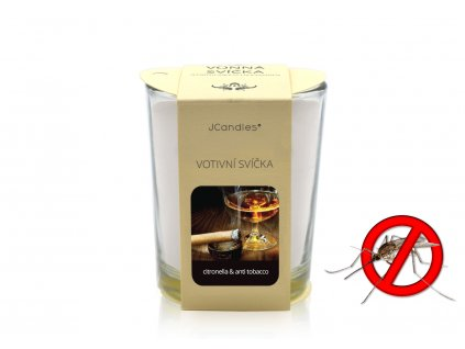 jcandles votive color v krabicce citronella anti tobacco1