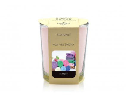 jcandles votive color v krabicce soft towel1