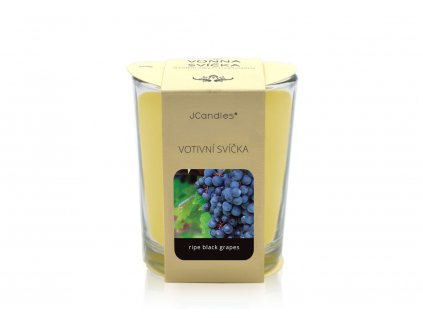 jcandles votive color v krabicce ripe black grapes1