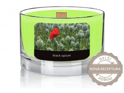 JCandles color intensive wood wick 0012 BLACK OPIUM1