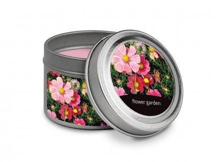 foto 0014 plech malý flower garden