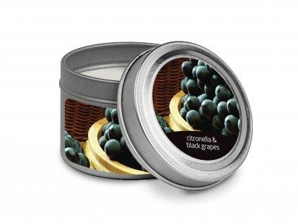 foto 0020 plech malý citronella black grapes