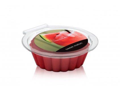0014 AROMA VOSKY V PLASTOVÉ KRABIČCE sweet melon1