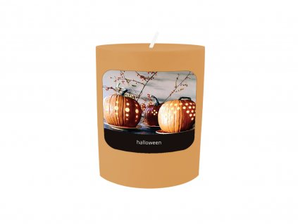 JCandles color intensive votive 0005 halloween