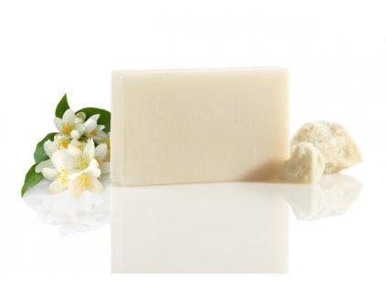 Mýdlová hmota crystal SHEA s bambuckým máslem