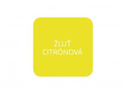 jcandles barva tekuta zlut citronova