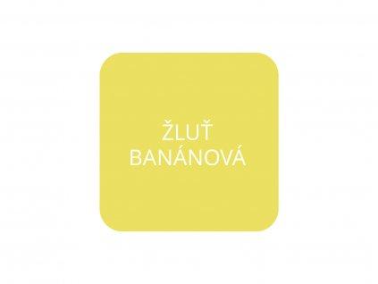 jcandles barva tekuta zlut bananova