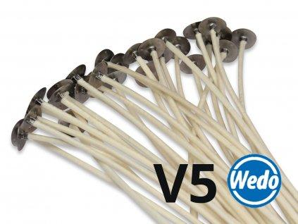 jcandles knoty s pliskem wedo V5