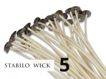 jcandles knoty s pliskem STABILO WICKS5
