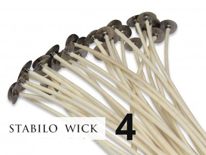 jcandles knoty s pliskem STABILO WICKS4