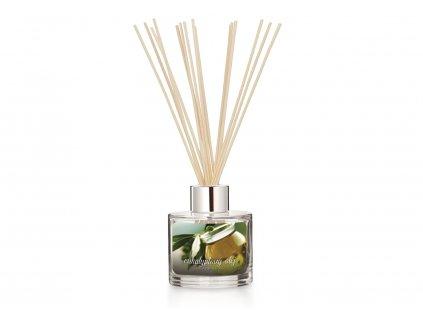 Difuzer svetle tyčinky pure eucalyptus oil