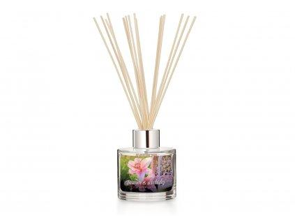 Difuzer svetle tyčinky pure jasmin orchid
