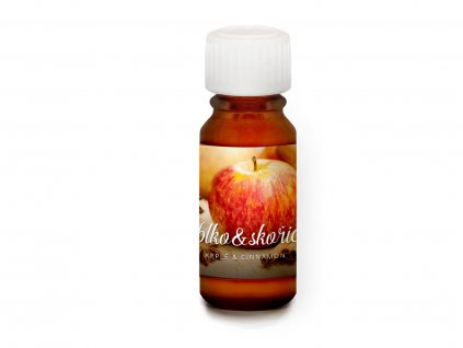 color aroma oil apple cinnamon
