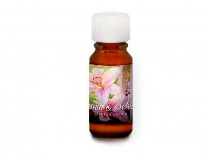 color aroma oil jasmin orchid