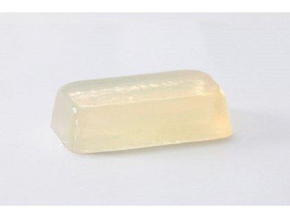 Glycerinové mýdlo Crystal ALOE VERA transparent