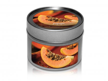 jcandles plechovka papaya