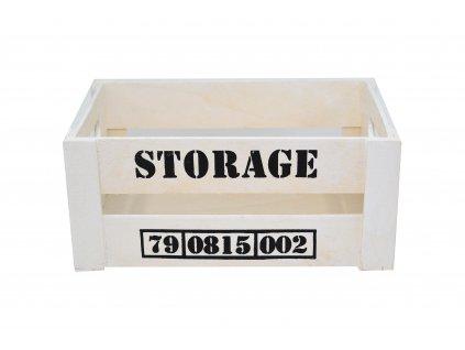 bedynka storage bílá