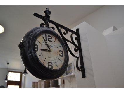 se stojanem v38š38 hodiny samostatněprum26cm 756.