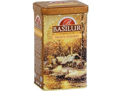 BASILUR sypaný čaj v plechu | Frosty Evening 85g