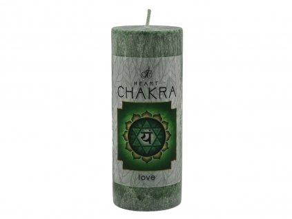 vonná svíčka Chakra | 4. čakra - Láska