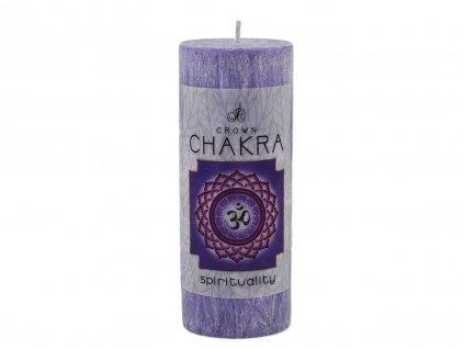 vonná svíčka Chakra | 7. čakra - Duchovnost