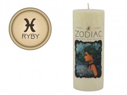 vonná svíčka Zodiac | Ryby