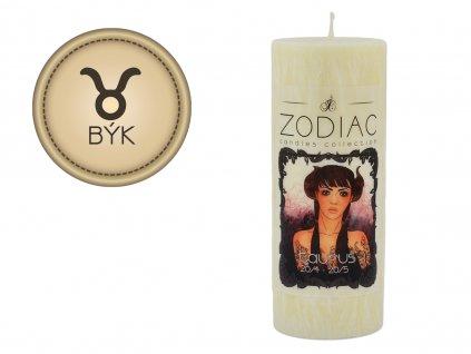 svíčka ve znamení zvěrokruhu | Býk