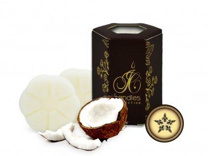 vonné vosky 5 ks - White Coconut