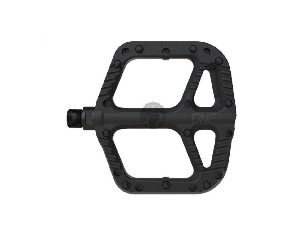 pedaly oneup composite cerne
