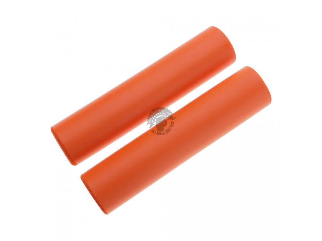 gripy dust silicon oranzove