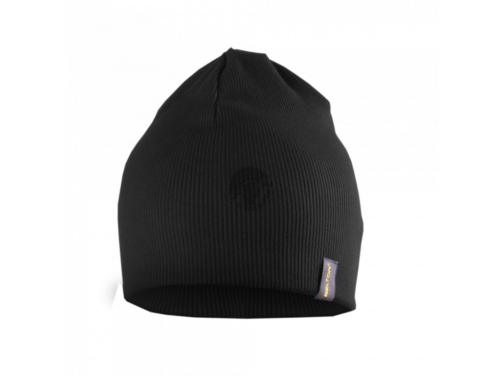 Zimní čepice Beltor - černá