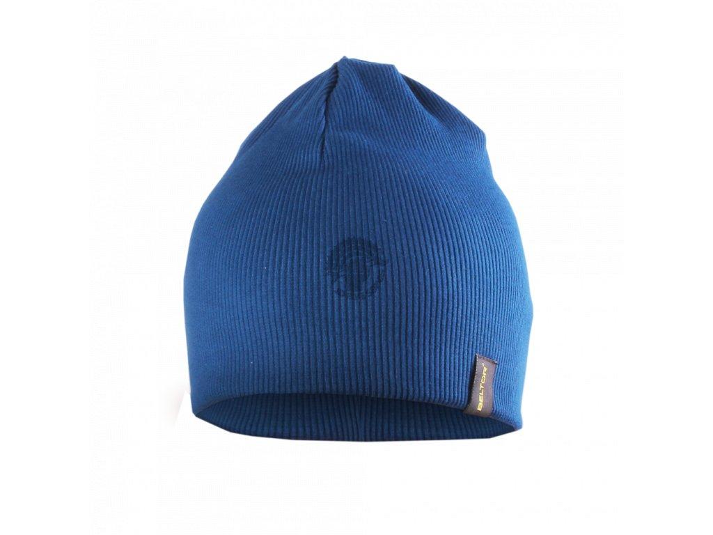 Zimní čepice Beltor - modrá