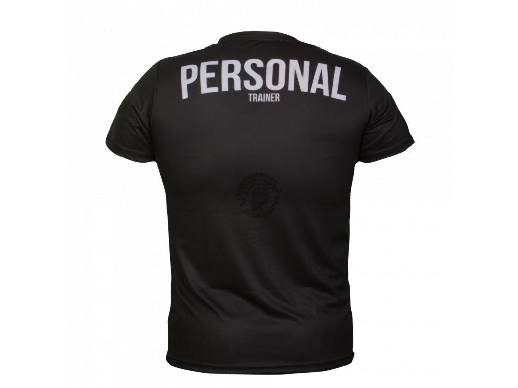 Pánské sportovní triko Personal Trainer