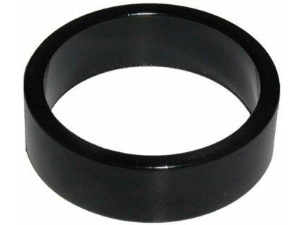 podlozka pod predstavec 10mm cerna