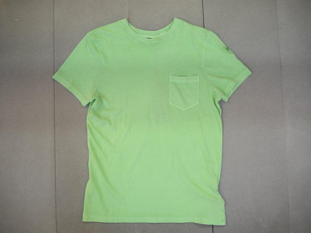 Blauer pánské triko s krátkým rukávem