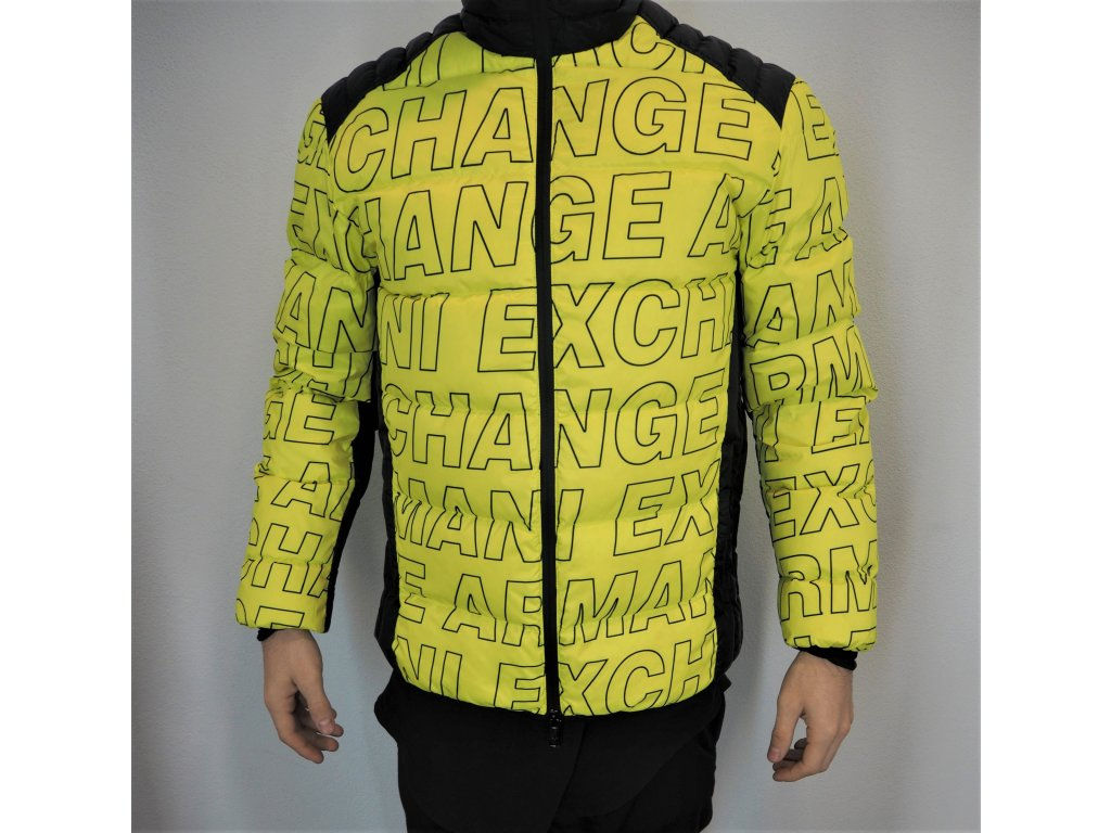 Armani Exchange pánská bunda