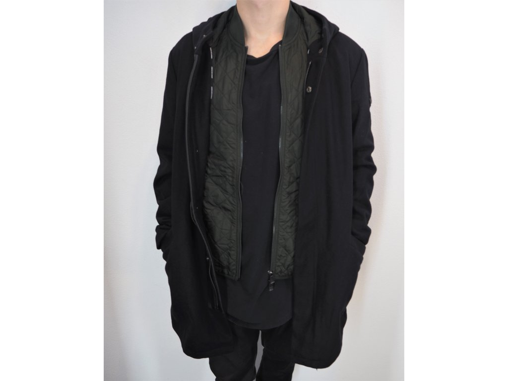 Armani Exchange pánský kabát a bunda