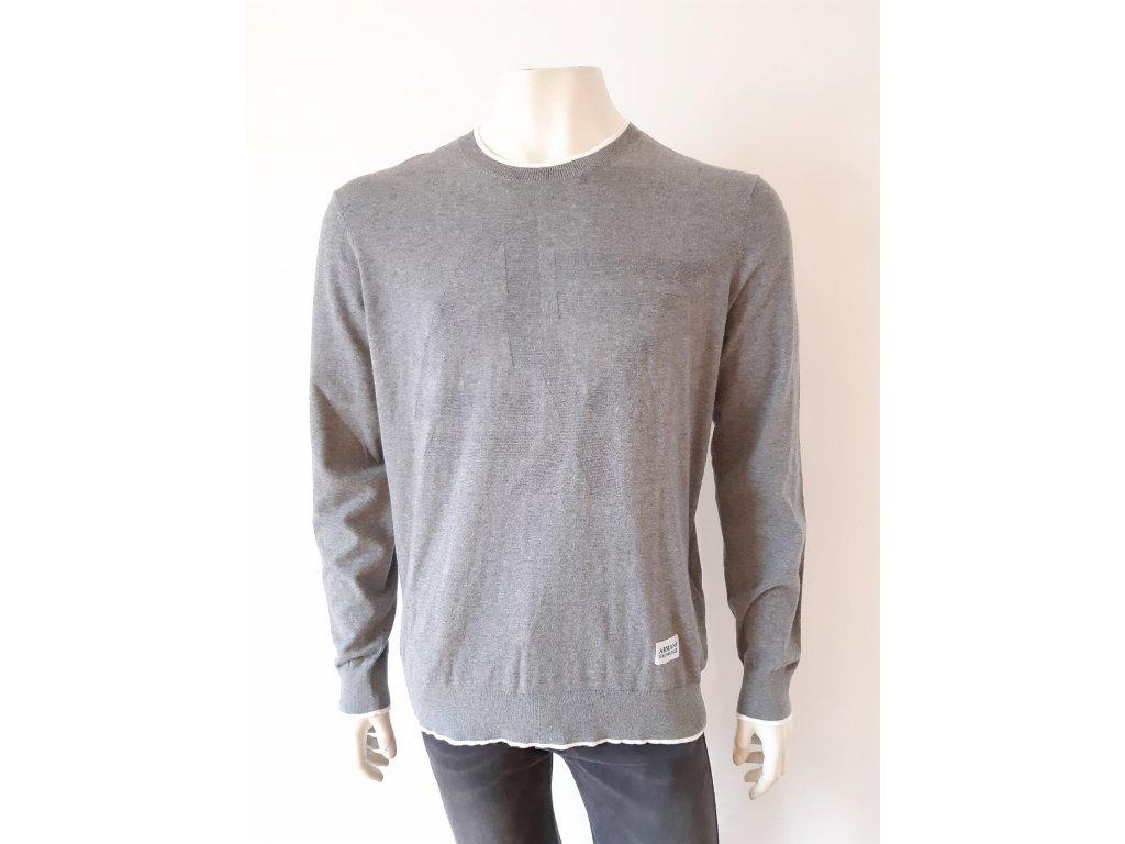 Armani Exchange pánský svetr