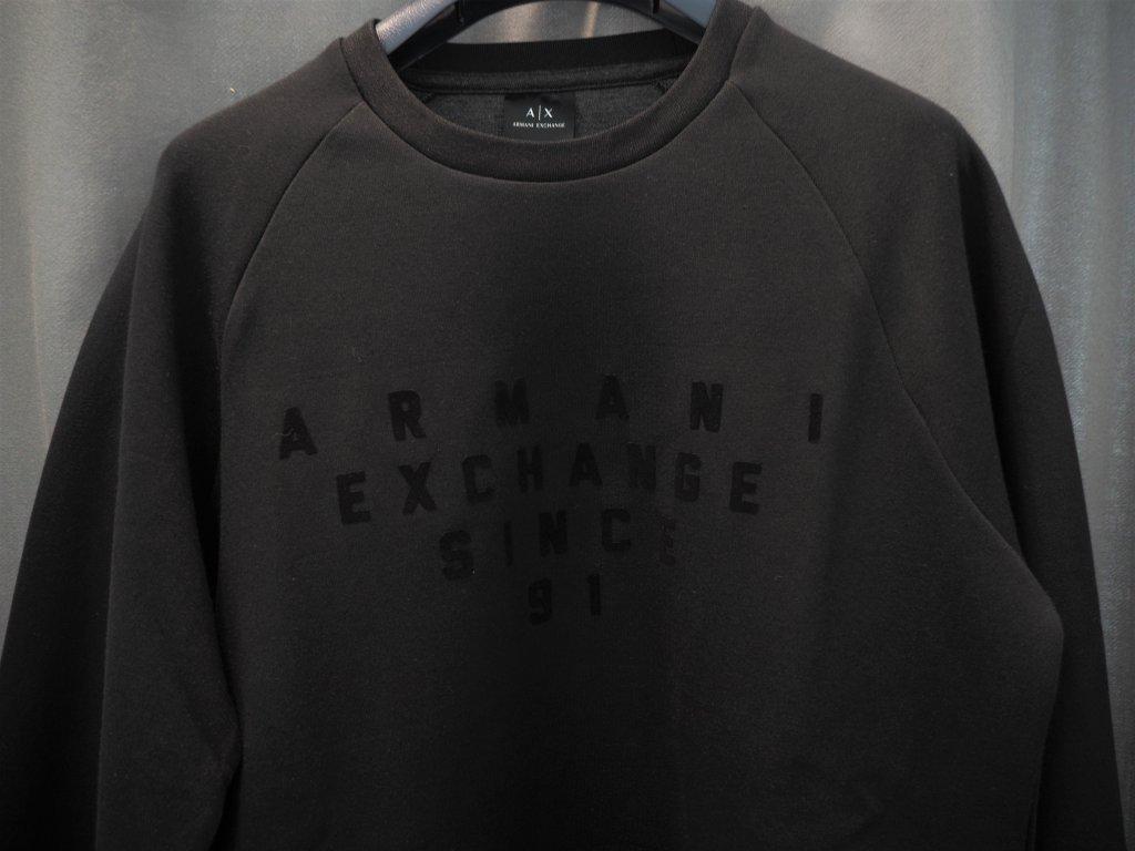 Armani Exchange pánská mikina