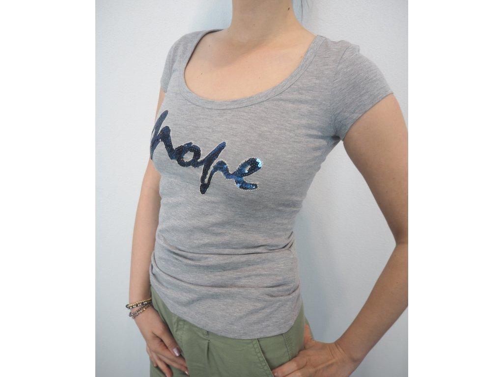Nope dámské tričko krátký rukáv