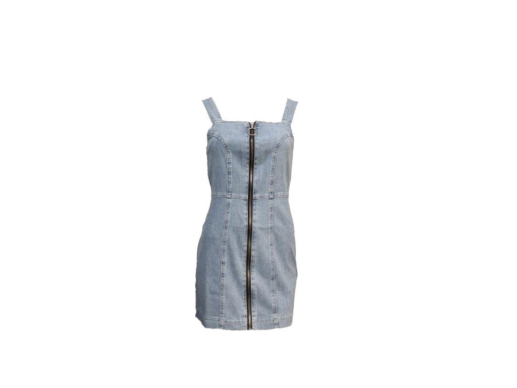 šaty zip p