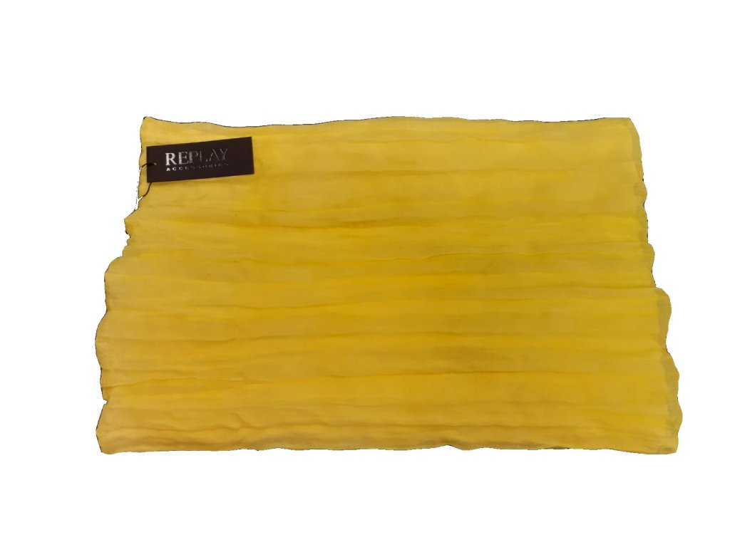 šátek žlutý
