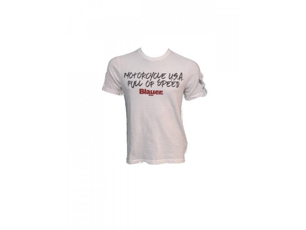 tričko bílé p